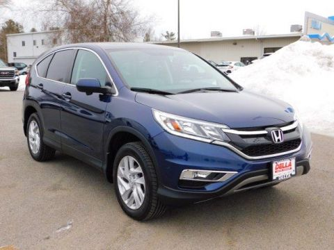 Certified Pre-Owned 2016 Honda CR-V AWD 5dr EX