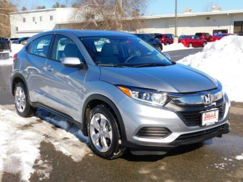 Certified Pre-Owned 2019 Honda HR-V LX AWD CVT